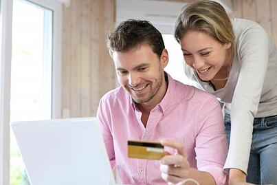 accepting credit cards online